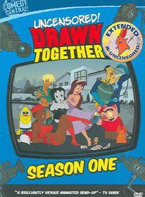 Drawn Together:Season One - (Region 1 Import DVD)