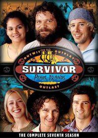 Survivor : Pearl Island Panama - The Complete Season (Region 1 Import DVD)