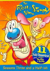 Ren and Stimpy Show: Seasons 3 and a Halfish - (Region 1 Import DVD)