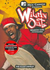 Nick Cannon Presents:Wild N out 1 - (Region 1 Import DVD)