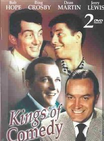 Bob Hope/Bing Crosby/Dean Martin/Jerry Lewis - (Region 1 Import DVD)