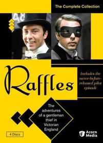 Raffles:Complete Collection - (Region 1 Import DVD)