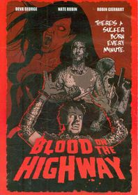 Blood on the Highway - (Region 1 Import DVD)