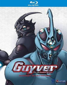 Guyver:Complete Box Set - (Region A Import Blu-ray Disc)