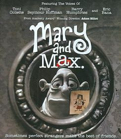 Mary and Max - (Region A Import Blu-ray Disc)