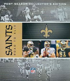 Nfl Road to Super Bowl Xliv New Orlea - (Region A Import Blu-ray Disc)