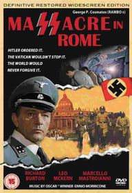 Massacre in Rome - (Import DVD)