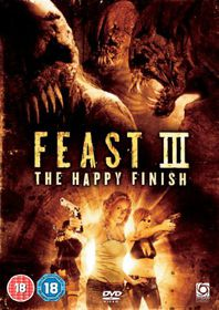 Feast 3 - (Import DVD)