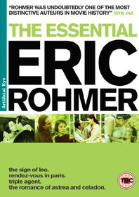 Essential Eric Rohmer - (Import DVD)