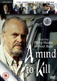Mind To Kill - Series 2 - (Import DVD)