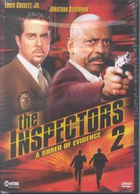 Inspectors 2:a Shred of Evidence - (Region 1 Import DVD)