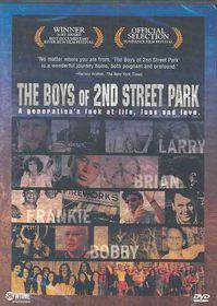 Boys of 2nd Street Park - (Region 1 Import DVD)