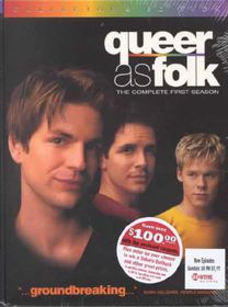 Queer As Folk:Season One (Region 1 Import DVD)