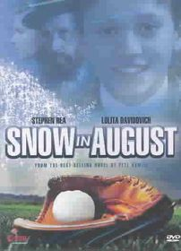 Snow in August - (Region 1 Import DVD)