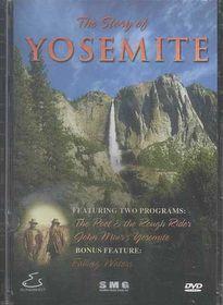 Story of Yosemite - (Region 1 Import DVD)