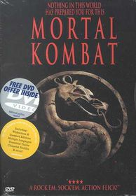 Mortal Kombat - (Region 1 Import DVD)