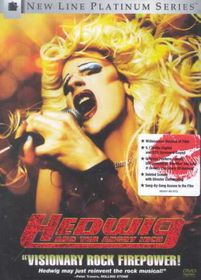 Hedwig and the Angry Inch - (Region 1 Import DVD)