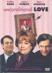 Unconditional Love - (Region 1 Import DVD)