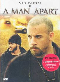 Man Apart - (Region 1 Import DVD)