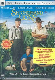 Secondhand Lions - (Region 1 Import DVD)