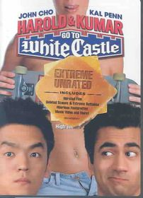 Harold & Kumar Go to White Castle - (Region 1 Import DVD)