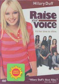 Raise Your Voice - (Region 1 Import DVD)