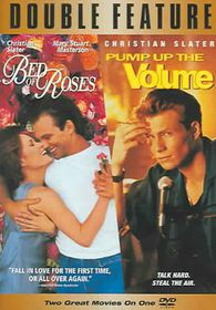 Bed of Roses/Pump up the Volume - (Region 1 Import DVD)