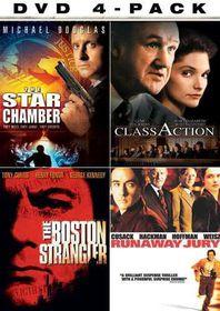 Courtroom Pack - (Region 1 Import DVD)