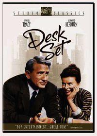Desk Set - (Region 1 Import DVD)