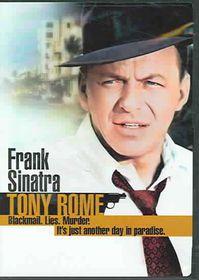 Tony Rome - (Region 1 Import DVD)