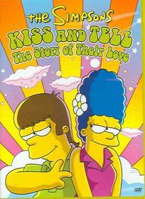 Simpson's:Kiss & Tell - (Region 1 Import DVD)