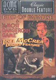 Joel Mccrea Double Feature - (Region 1 Import DVD)