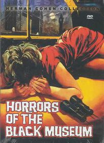 Horrors of the Black Museum - (Region 1 Import DVD)