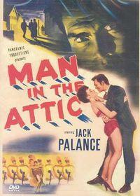 Man in the Attic - (Region 1 Import DVD)