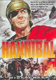 Hannibal - (Region 1 Import DVD)
