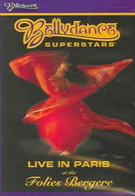Bellydance Superstars Live in Paris - (Region 1 Import DVD)