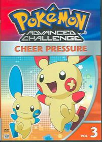 Pokemon Advanced Challenge Vol 3 - (Region 1 Import DVD)