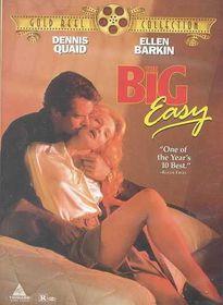 Big Easy - (Region 1 Import DVD)
