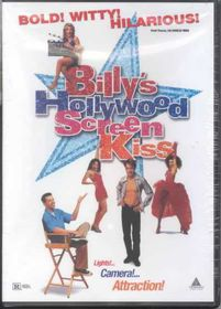 Billy's Hollywood Screen Kiss - (Region 1 Import DVD)