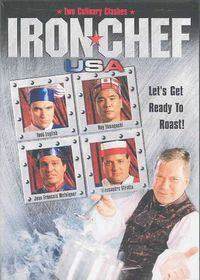 Iron Chef - (Region 1 Import DVD)