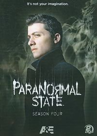 Paranormal State:Complete Season 4 - (Region 1 Import DVD)