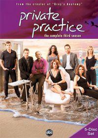 Private Practice:Complete Third Season - (Region 1 Import DVD)