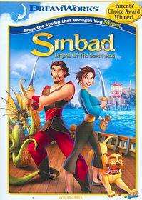 Sinbad:Legend of the Seven Seas - (Region 1 Import DVD)