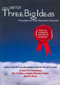 Three Big Ideas - (Region 1 Import DVD)