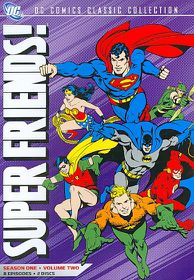 Superfriends:Ssn1 Vol 2 - (Region 1 Import DVD)