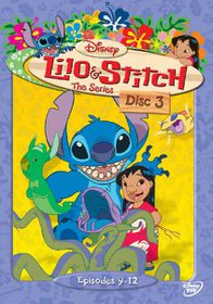 Lilo and Stitch Volume 3 (DVD)