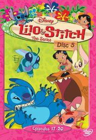 Lilo and Stitch Volume 5 (DVD)
