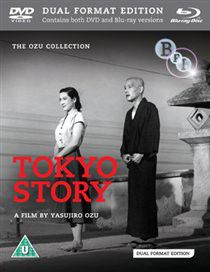 Tokyo Story - (Import Blu-ray Disc + DVD)