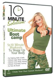 10 Minute Solution - Ultimate Boot Camp - (Import DVD)