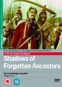 Shadows of Forgotten Ancestors - (Import DVD)